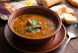 Суп харчо - классический рецепт